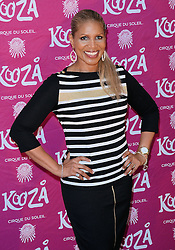 Denise Pearson attends  Cirque Du Soleil Kooza Press Night  at The Royal Albert Hall, Kensington Gore, London on Tuesday 6 January 2015