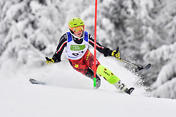 TURGEON Frederique, LW2, CAN, Women's Slalom at the WPAS_2019 Alpine Skiing World Championships, Kranjska Gora, Slovenia