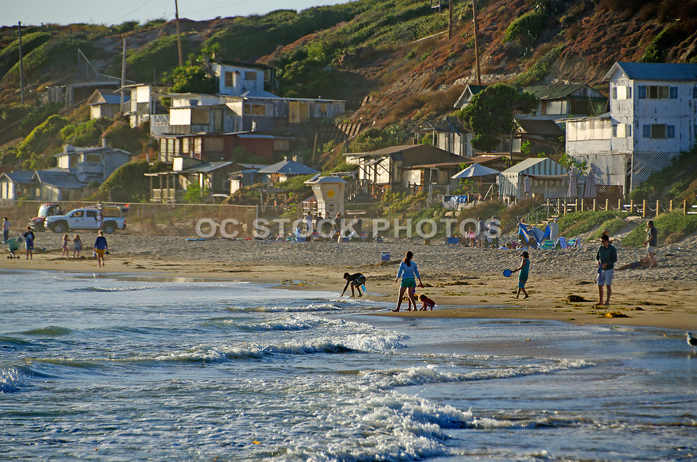 Beach Cottages at Crystal Cove State Beach