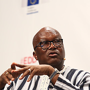 20160615 - Brussels , Belgium - 2016 June 15th - European Development Days - Implementing Sustainable Development Goal 16 for peaceful and inclusive societies - Roch Marc Christian Kabore , President , Burkina Faso © European Union