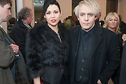 NEFER SUVIO; NICK RHODES; , This is not an Exit. Mat Collishaw. Blain Southern. Hanover Sq. London. 13 February 2013.