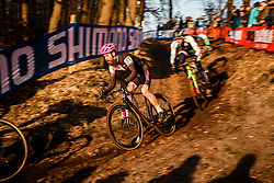 MCCONNELL Mark (CAN) during the Men Elite race, UCI Cyclo-cross World Cup #8 at Hoogerheide, Noord-Brabant, The Netherlands, 22 January 2017. Photo by Pim Nijland / PelotonPhotos.com   All photos usage must carry mandatory copyright credit (Peloton Photos   Pim Nijland)