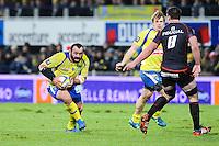 Davit Zirakashvili - 04.01.2015 - Clermont / Toulouse - 15eme journee de Top 14 - <br /> Photo : Jean Paul Thomas / Icon Sport