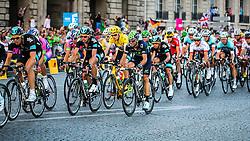 Paris, France - Tour de France :: Stage 21 - 21th July 2013 - Peloton with Chris FROOME