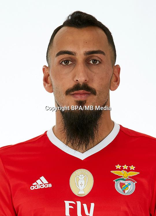 Portugal - Primera Liga NOS 2016-2017 /  <br /> ( Sl Benfica ) - <br /> Konstantinos Mītroglou