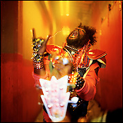 George Clinton, Parliament / Funkadelic, Los Angeles 1980s