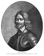 Henry Ireton (1611 - November 26, 1651), was an English general in the army of Parliament during the English Civil War. He was the son-in-law of Oliver Cromwell.