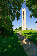 Deeds Carillon Park in Dayton, Ohio.