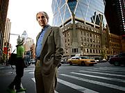 Manhattan, New York, USA, May 23rd 2007:   The American writer Philip Milton Roth...