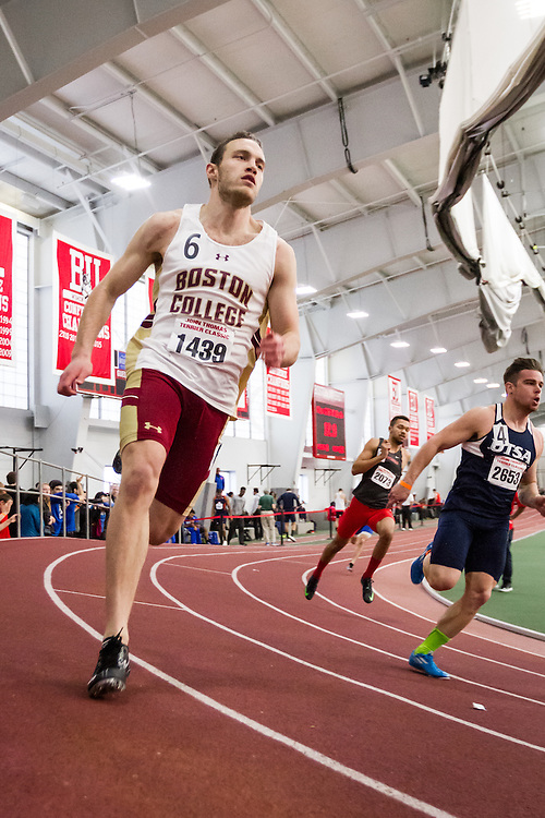 BU Terrier Invitational Indoor Track and FIeld