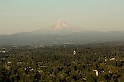 Mt Hood from Rocky Butte