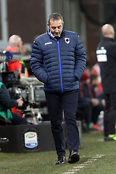 24.01.2018, Stadio Luigi Ferraris, Genua, ITA, Serie A, Sampdoria Genua vs AS Roma, 3. Runde, im Bild giampaolo marco // giampaolo marco during the Italian Serie A 3th round match between Sampdoria Genua and AS Roma at the Stadio Luigi Ferraris in Genua, Italy on 2018/01/24. EXPA Pictures © 2018, PhotoCredit: EXPA/ laPresse/ Tano Pecoraro<br /> <br /> *****ATTENTION - for AUT, SUI, CRO, SLO only*****