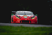 May 4-6 2018: IMSA Weathertech Mid Ohio. 48 Paul Miller Racing, Lamborghini Huracan GT3, Bryan Sellers, Madison Snow