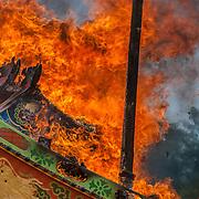 Shanxi Boat Burning, Guiren, Tainan