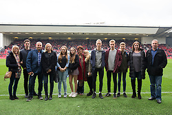 Family of Gerry Gow - Rogan Thomson/JMP - 22/10/2016 - FOOTBALL - Ashton Gate Stadium - Bristol, England - Bristol City v Blackburn Rovers - Sky Bet EFL Championship.