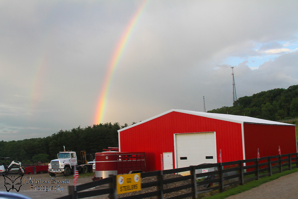 Rainbows In Ohio images for sale