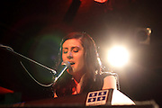 Lindz Riot performs at Reggie's Music Joint in Chicago, Illinois for Dame Nation on 2011-07-29.