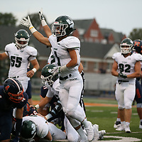 Football: Wheaton College (Illinois) Thunder vs. Illinois Wesleyan University Titans