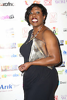 Chizzy Akudolu (actress), Screen Nation Film & Television Awards, Park Plaza Riverbank Hotel, London UK, 23 February 2014, Photo by Vickie Flores.
