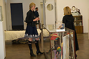 MELANIE MANCHOT, A Night for the creative Act. Fundraising for the Hoft charity. Rochelle School. Arnold Circus. London.  26 June 2008 *** Local Caption *** -DO NOT ARCHIVE-© Copyright Photograph by Dafydd Jones. 248 Clapham Rd. London SW9 0PZ. Tel 0207 820 0771. www.dafjones.com.