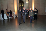 Archive 40 Reception. 40th Anniversary of the Tate archive. Tate Britain. Millbank. London. 25 October 2010. -DO NOT ARCHIVE-© Copyright Photograph by Dafydd Jones. 248 Clapham Rd. London SW9 0PZ. Tel 0207 820 0771. www.dafjones.com.