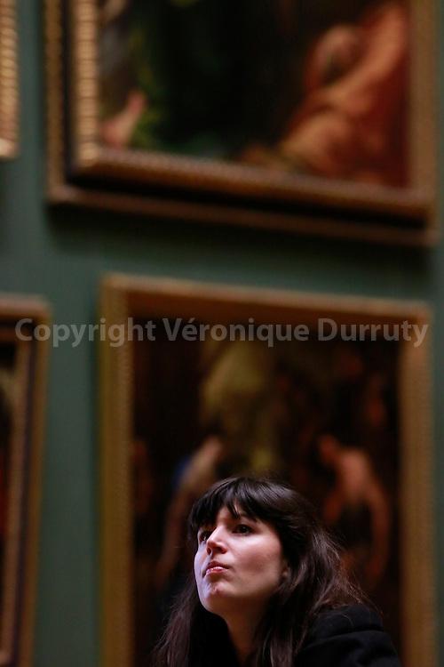 Paintings gallerie, Kunsthistorisches Museum, Vienna, Austria // Galerie de peinture du Kunsthistorisches Museum, Vienne, Autriche