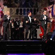 NLD/Hilversum/20120205 - Concert tbv Stichting DON, optreden van Rene Froger, Jeroen van der Boom en Sonny's Inc.