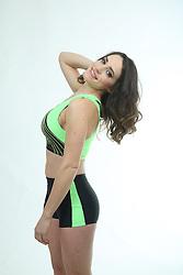 Anet Jagodic na izboru za Miss Sporta Slovenije 2015, on January 21, 2015 in Bled, Slovenia. Photo by Vid Ponikvar / Sportida
