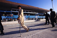 SPECIAL OLYMPICS AFGHANISTAN 2005.Kabul, 23 August 2005.Athletes during the SOA's Opening Ceremony