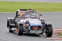 #74 Rob Watts Caterham Roadsport during the Avon Tyres Caterham Roadsport Championship at Oulton Park, Little Budworth, Cheshire, United Kingdom. August 13 2016. World Copyright Peter Taylor/PSP.