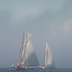 Concordias in Castine Classic Yacht Race, Castine Harbor, Castine, Maine, US, August 1, 2013
