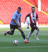 Phil Roberts and Bob Harris - Sheffield United v Dundee, pre season friendly at Bramall Lane<br /> <br />  - &copy; David Young - www.davidyoungphoto.co.uk - email: davidyoungphoto@gmail.com