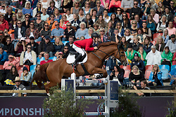 Ehning Marcus, GER, Pret A Tout<br /> FEI European Jumping Championships - Goteborg 2017 <br /> © Hippo Foto - Dirk Caremans