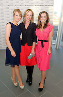 TV3's Sinead Desmond launched the brand new Audi A6 in the exclusive Michael Moore Car Sales Athlone along with a evening of amazing Fashion from top boutiques in the Midlands produced by Mandy Maher of Catwalk Model Agency all in aid of Console & NBCRI.   At the event was Carol Ryan, Liseette Von Raessentt Athlone, Sinead Desmond. Photo:Andrew Downes.