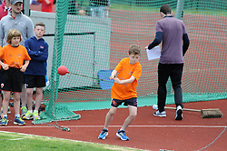 Children participate during the Bristol Sport Youth Festival - Photo mandatory by-line: Dougie Allward/JMP - Mobile: 07966 386802 - 06/06/2015 - SPORT - Multi-Sport - Bristol - SGS Wise Campus - Bristol Sport Festival Of Youth Sport - Festival Of Youth
