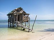 Ambergris Caye, Belize 8/31/2012<br /> Turtleman's House, north of San Pedro, Belize.