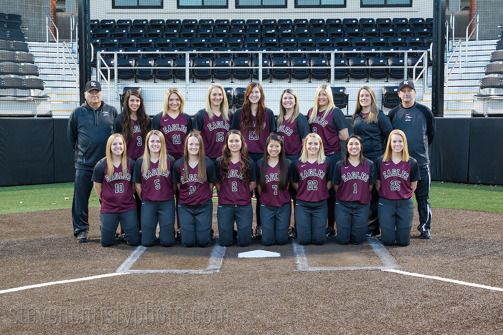 OC Softball Team and Individuals<br /> 2014-2015 Season