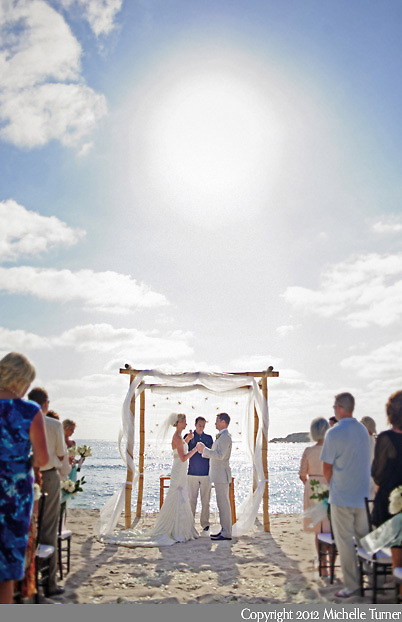 St. Regis Punta Mita Wedding.  Images by Puerto Vallarta Wedding Photographer Michelle Turner.