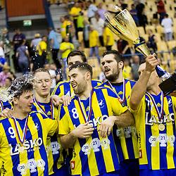20170602: SLO, Handball - 1. Liga NLB 2016/17, RK Celje Pivovarna Lasko vs RK Gorenje Velenje
