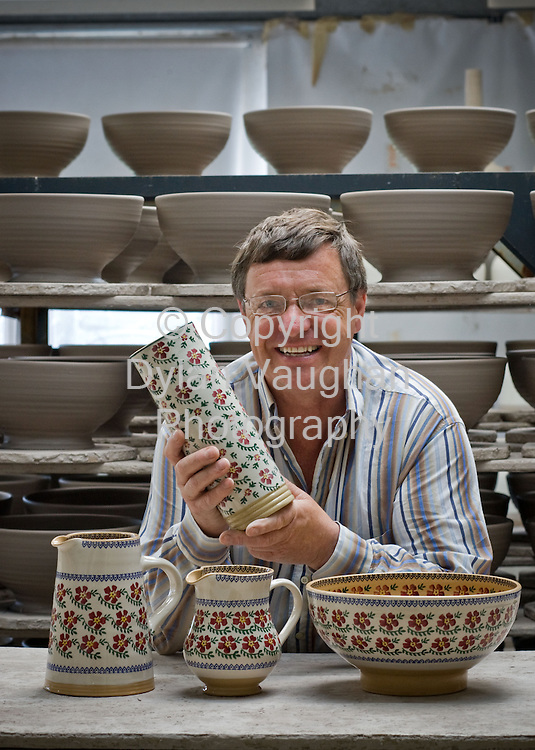17/7/2008.Nicholas Mosse pictured at his studio in Bennettsbridge County Kilkenny..Picture Dylan Vaughan.