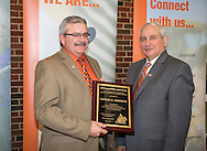 Nathan Anderson Distinguished Educator award presented by the Oklahoma Cooperative Extension Service for more than 20 years of meritorious services to extension.