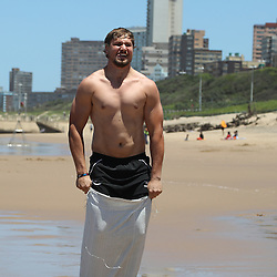 Etienne Oosthuizen during The Cell C Sharks Kings of the Beach Challenge at  (Pirates LSC) Durban, South Africa. 18th November 2016 (Photo by Steve Haag)