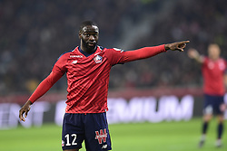 March 15, 2019 - Lille, France, FRANCE - Jonathan Ikone  (Credit Image: © Panoramic via ZUMA Press)
