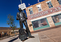 Winslow, Arizona, USA