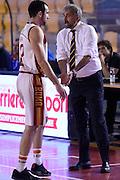Fabio Corbani<br /> Unicusano Roma - TWS Legnano<br /> Campionato Basket LNP 2016/2017<br /> Roma 26/02/2017<br /> Foto Ciamillo-Castoria