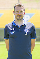 German Bundesliga - Season 2016/17 - Photocall 1899 Hoffenheim on 19 July 2016 in Zuzenhausen, Germany: Physiotherapist Peter Geigle. Photo: APF | usage worldwide