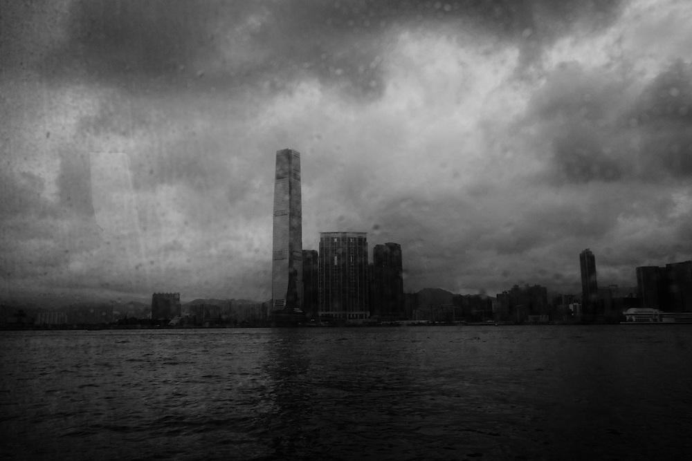 Hong Kong, 05/05/2012. Kowloon, ICC Tower.