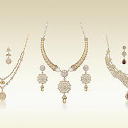 Gold Jewelry by Bhindi