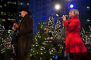 Trace Adkins Pretape,Christmas in Rockefeller Center 2012