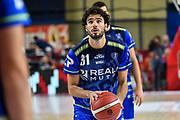 Michele Vitali<br /> Banco di Sardegna Dinamo Sassari - Umana Reyer Venezia<br /> Finale Zurich Connect Supercoppa LBA 2019<br /> Bari, 22/09/2019<br /> Foto L.Canu / Ciamillo-Castoria